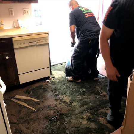 Water Damage Removal Brooklyn Image 1